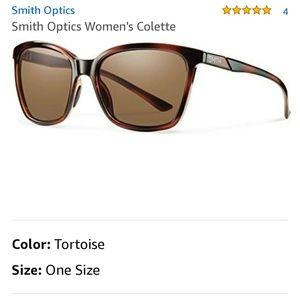 NWT SMITH Colette sunglasses